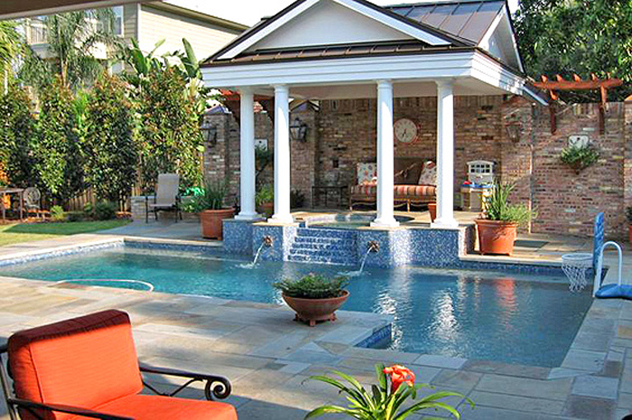 Photo gallery artesian pools central florida 39 s for Pool design naples fl