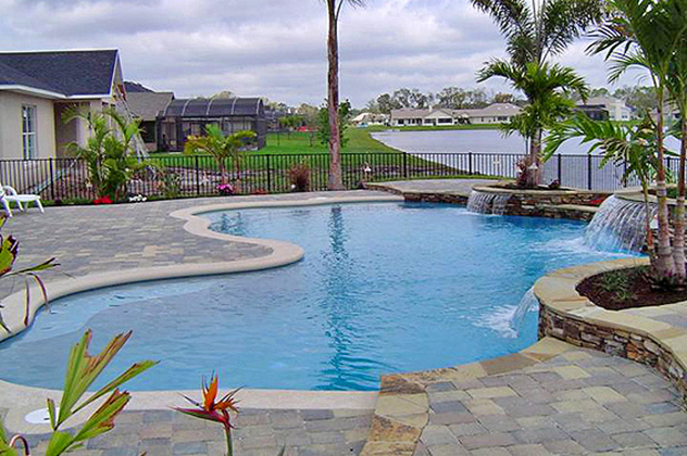 Photo Gallery Artesian Pools Central Florida S